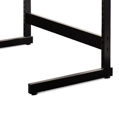 Afstandsstykke sort - 90 cm - der bruges 2 afstandsstykker pr. gondol
