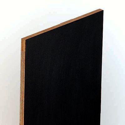 Blackboard sort 90x40 cm til ophængning