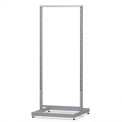 Dobbeltsidet gulvstativ - basicmål H150xB60xD60 cm
