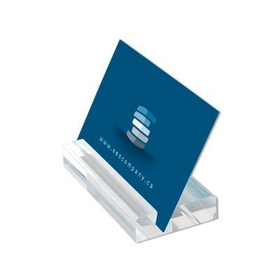 Etiketholder - Visitkortholder B-7,5 cm