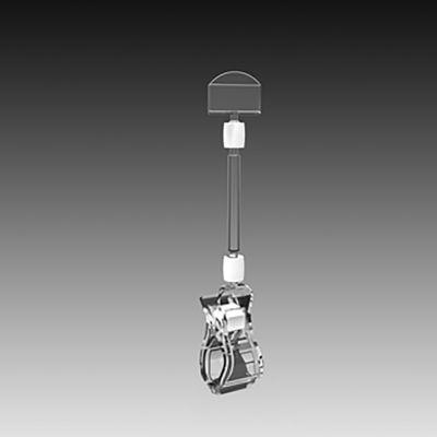 Etiketholder - Clear Grip | 5 cm