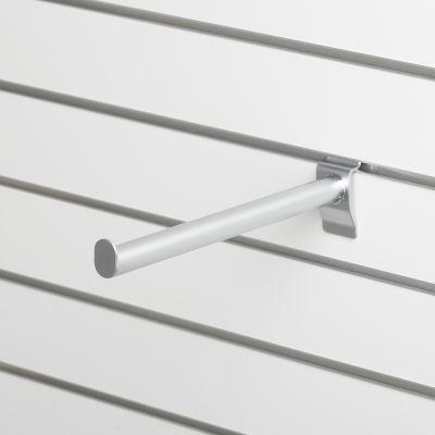 Fronthæng for panel - mat chrom overflade - L30 cm
