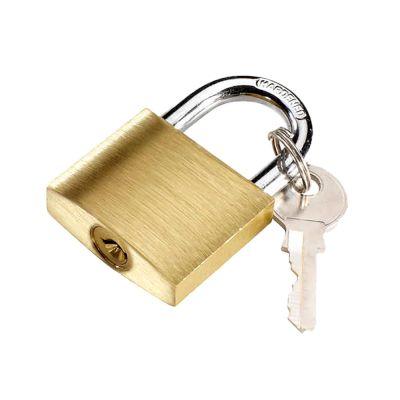 Hængelås med 2 nøgler til stemmeurne