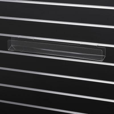 Akryl hylde - til rillepanel 60 cm |