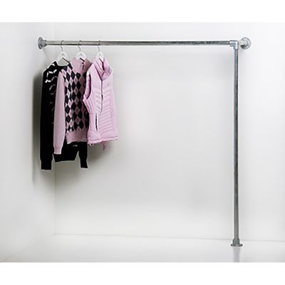 Kee Clamp tøjinventar til væg |