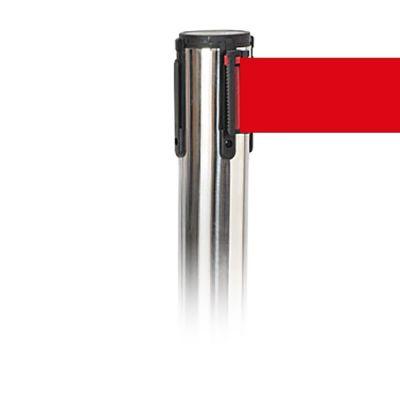 Løs rød bånd til stolpe | 300 cm