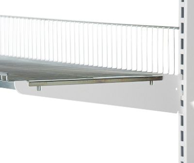 Trådhylde i forzinket - mål B60 x D40 cm