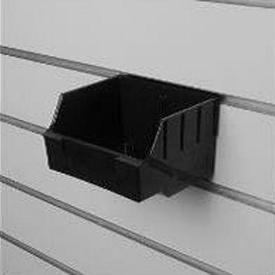 Plastkasse til rillepanel 14x13xH-10 cm
