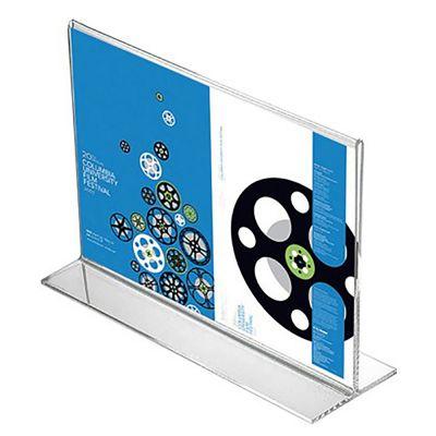 Skiltedisplay - Skilteholder 2-sidet A4