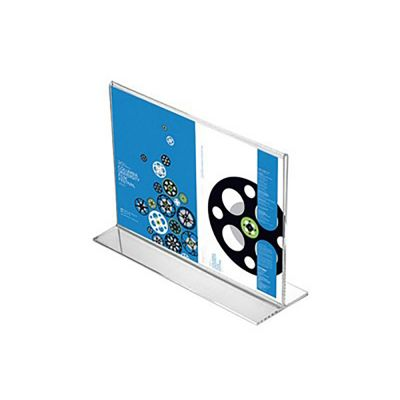 Skiltedisplay - Skilteholder 2-sidet A6