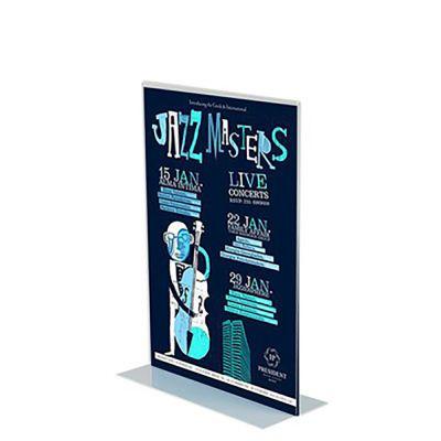 Skilteholder - Skiltedisplay 2-sidet A4