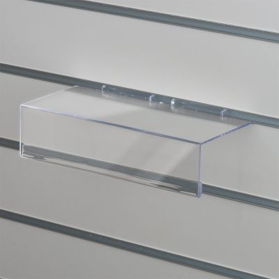 Skohylde - Skodisplay 25 x 11 cm - lige