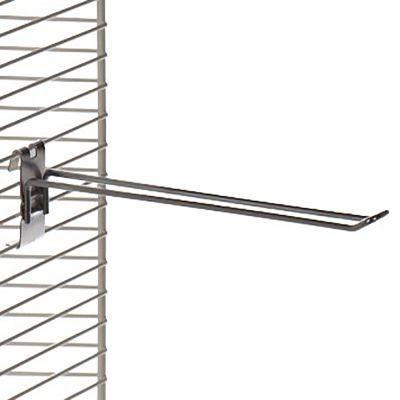 Varekrog i zink - dobbelt for trådnet L30 cm - trådtykkelse Ø4,8 mm