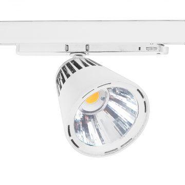 LED spot Winner 29 watt i hvid<br />grundbelysning med 40 gr spredning