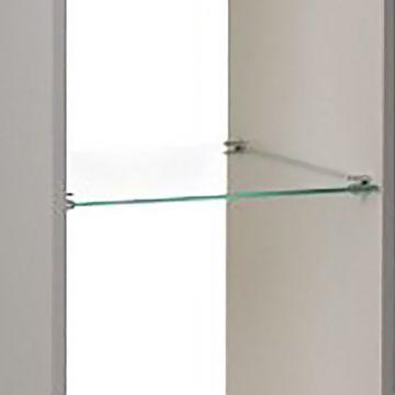 Glashylde til dekorationskuber & podie