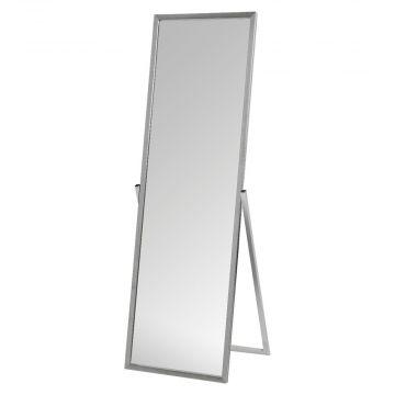 Gulvspejl - Spejl med fod 150 x 50 cm