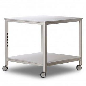 Salgsbord - bord med hjul til butik
