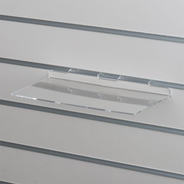 Skohylde - Skodisplay 30 x 15 cm - lige