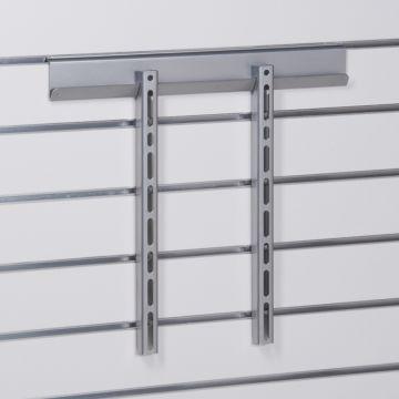 Ophæng for fladskærm til panelplade - passer til skærmstørrelse fra 26