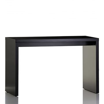 Bord til butik - Butiksbord 120 cm sort