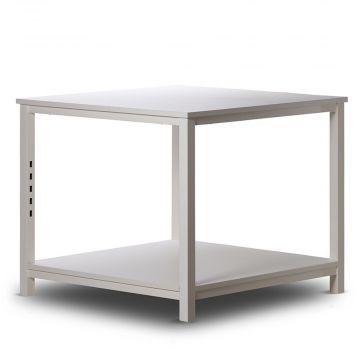 Oplægsbord 86 x 86 x højde 76 cm  