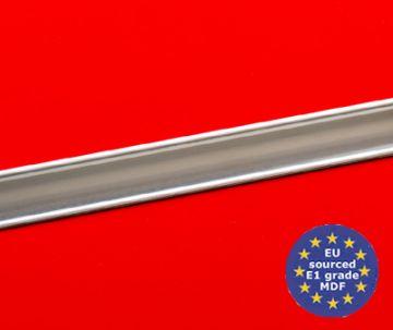Certifikat på panelplade EU - E1 MDF