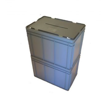 Stemmeurne - kasse til stemmesedler |