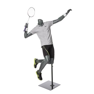 Mannequin Herre - badminton - Regular