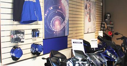 SPECIAL MOTORCYKLER -  ÅLBORG
